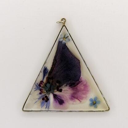 ciondolo triangolo