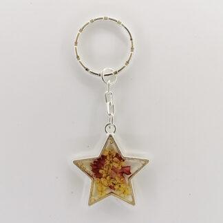 portachiavi stella