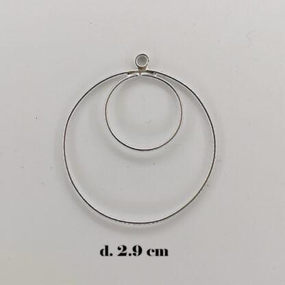 doppio cerchio 18 dimensioni