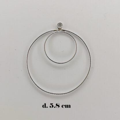 doppio cerchio 28 misure