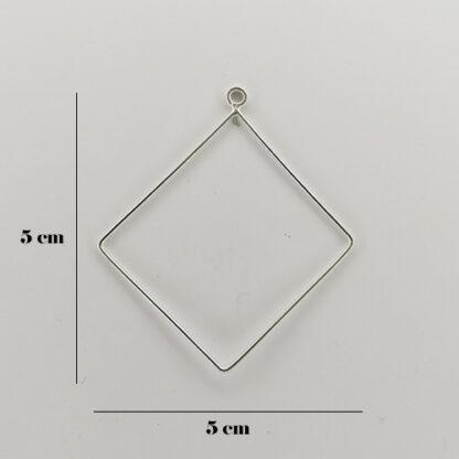 quadrato 25 misure