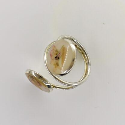 anello doppio cerchio